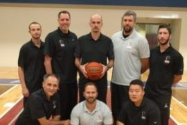 Basketball Academy Trainers - Coaches
