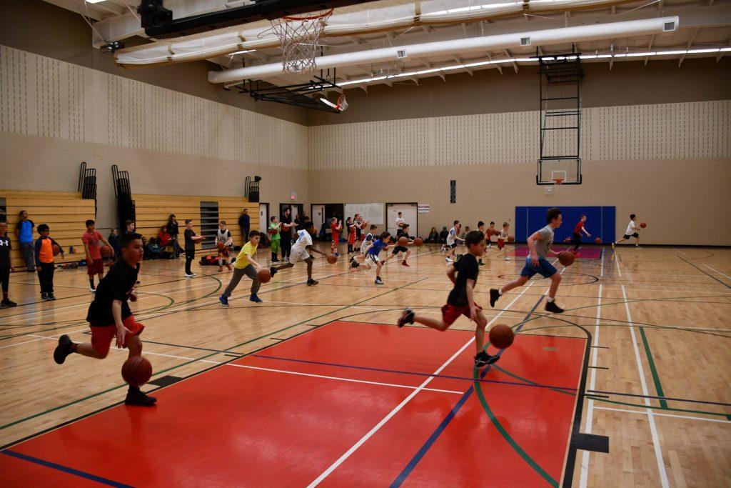 IBSA Basketball Niagara Region Training Location & Schedule