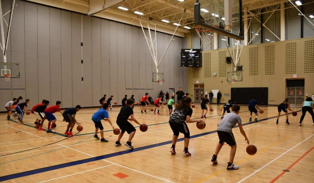 IBSA Summer Basketball Camps