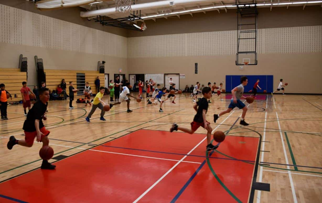 IBSA Basketball Niagara - Ontario Locations