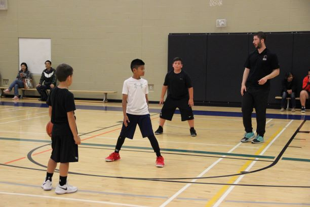 3 vs 3 Basketball Oakville Burlington